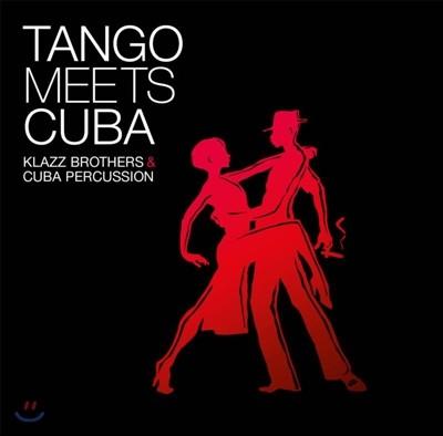 Klazz Brothers & Cuba Percussion (클라츠 브라더스 앤 쿠바 퍼커션) - Tango Meets Cuba (탱고 미츠 쿠바)