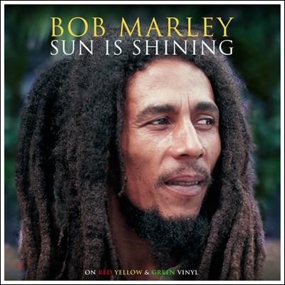 Bob Marley (밥 말리) - Sun Is Shining [레드 옐로우 그린 컬러 3LP]