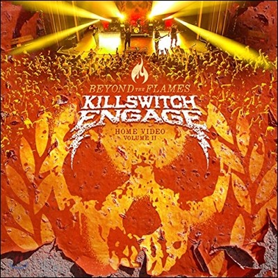Killswitch Engage (킬스위치 인게이지) - Beyond The Flames: Home Video Part II [CD+Blu-ray Deluxe Edition]