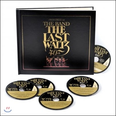 The Band (더 밴드) - The Last Waltz [40th Anniversary Deluxe Edition]
