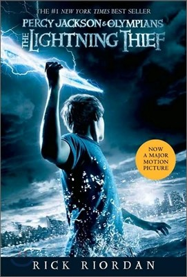 Percy Jackson and the Olympians #1 : The Lightning Thief (Movie Tie-In)