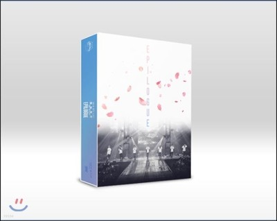 방탄소년단 (BTS) - 2016 BTS Live 花樣年華 On Stage : Epilogue Concert Blu-ray