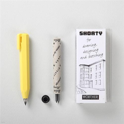 우더 쇼티(shorty) 클러치펜슬 3.15mm(리필2입)