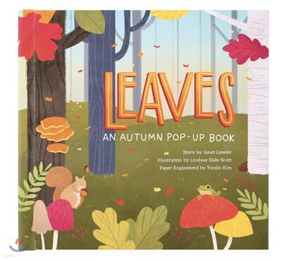 Leaves 가을 팝업북