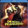 Dracula Vs Frankenstein (드라큐라 Vs 프랑켄슈타인)(한글무자막)(Blu-ray)