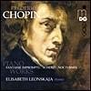 Elisabeth Leonskaja 쇼팽: 스케르초, 녹턴, 즉흥환상곡 (Chopin: Scherzos, Nocturnes, Impromptu)