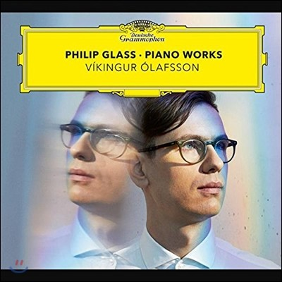 Vikingur Olafsson 필립 글래스: 피아노 작품 (Philip Glass: Piano Works) 비킹구르 올라프손