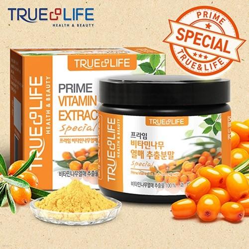 트루앤라이프 100% 비타민나무열매 추출분말 100g