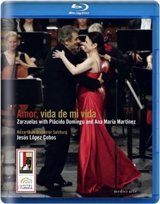 Placido Domingo 플라시도 도밍고 - 2007년 잘츠부르크 페스티벌 실황 (2007 Salzburg Festival - Amor, Vida De Mi Vida)