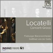 Gottfried von der Goltz 로카텔리: 합주 협주곡
