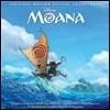 모아나 뮤지컬 애니메이션 음악 (Moana OST - Music by Mark Mancina 마크 맨시나) [Standard Edition]