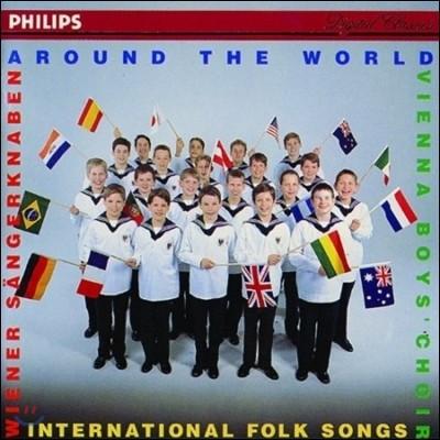 Vienna Boys' Choir 빈 소년 합창단이 부르는 세계의 민요 (Around the World)