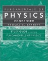 Student Study Guide for Fundamentals of Physics, 9/E