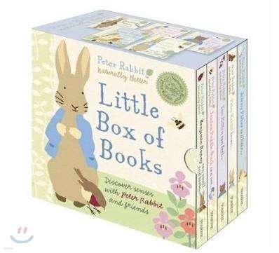 Peter Rabbit Naturally Better : Little Box of Books