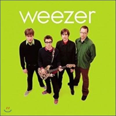 Weezer (위저) - Green Album [LP]
