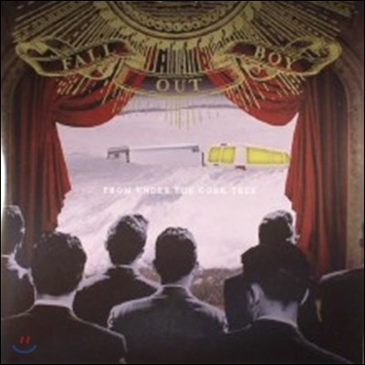 Fall Out Boy (폴 아웃 보이) - From Under The Cork Tree [2LP]
