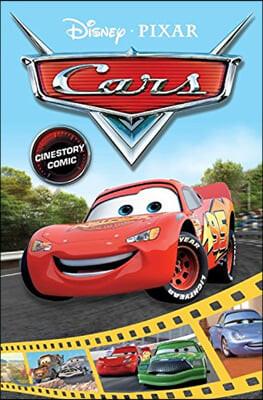 디즈니 픽사 시네스토리 코믹 : 카 : Disney Pixar Cars Cinestory Comic