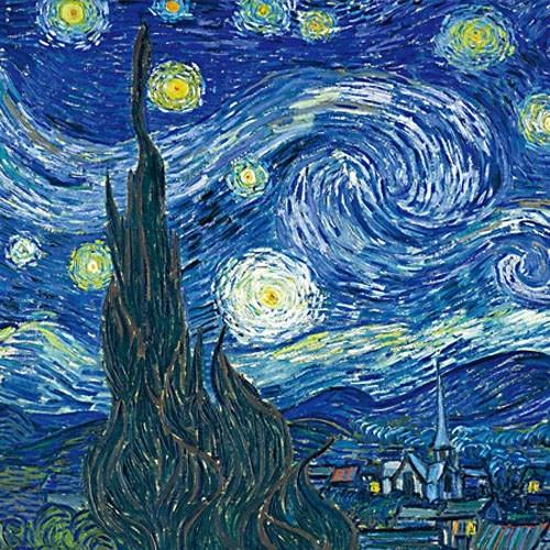 1000조각 직소퍼즐▶ 별이 빛나는 밤 [야광] (PK1000-L3907)