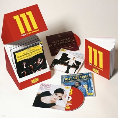 DG 111주년 기념반 : 콜렉터스 에디션 (55CD 한정반)