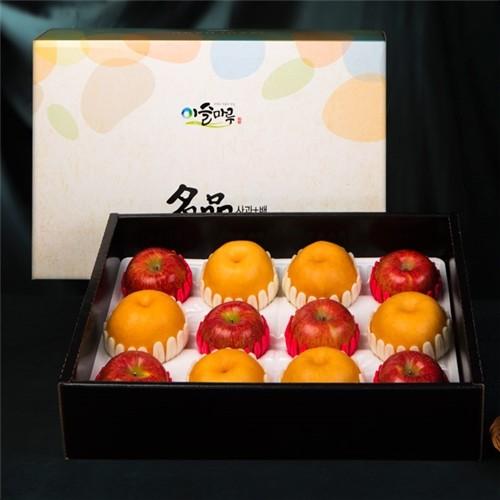 [이슬마루]경북 사과 배 혼합선물세트 5.6kg(사...