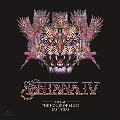 Santana (산타나) - Santana IV: Live At The House Of Blues Las Vegas [2CD+DVD]