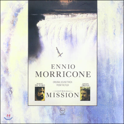 미션 영화음악 (The Mission OST - Music by Ennio Morricone 엔니오 모리꼬네) [LP]