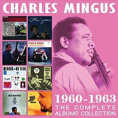Charles Mingus - Complete 8 Albums Collection 1960-1963