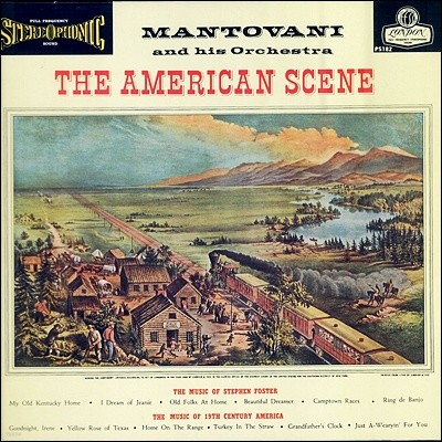 The American Scene : 만토바니와 오케스트라