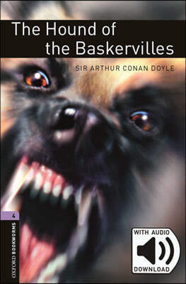 Oxford Bookworms Library 4 : The Hound of the Baskervilles with MP3 Pack