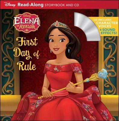 Elena of Avalor Read-along Storybook