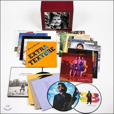 George Harrison (조지 해리슨) - The Vinyl Collection [한정반 18LP]