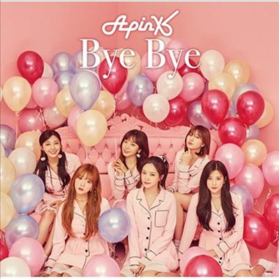에이핑크 (Apink) - Bye Bye (CD+DVD) (초회생산한정반 B)