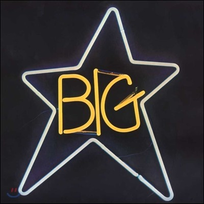 Big Star (빅 스타) - #1 Record (Number 1 Record) [LP Limited Edition]