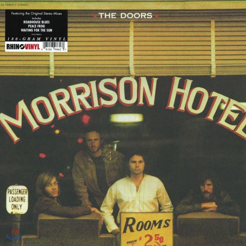 The Doors - Morrison Hotel [LP]