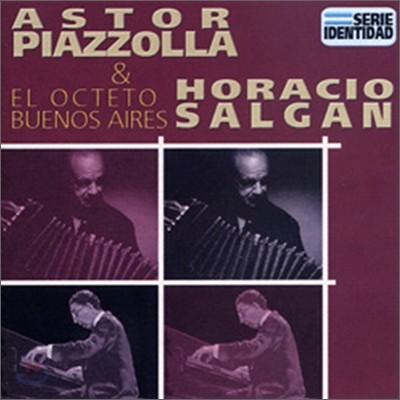 Astor Piazzolla & El Octeto Buenos Aires / Horacio Salgan - Serie Identidad