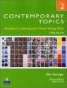 Contemporary Topics 2 : Student Book