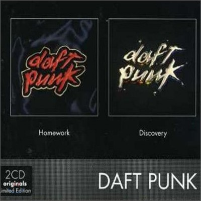 Daft Punk - Homework + Discovery (Limited Edition)
