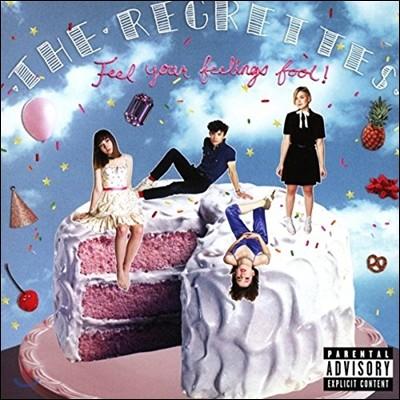 The Regrettes (더 리그레츠) - Feel Your Feeling Fool