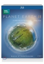 BBC 살아있는 지구 시즌 2 (2Disc) : 블루레이