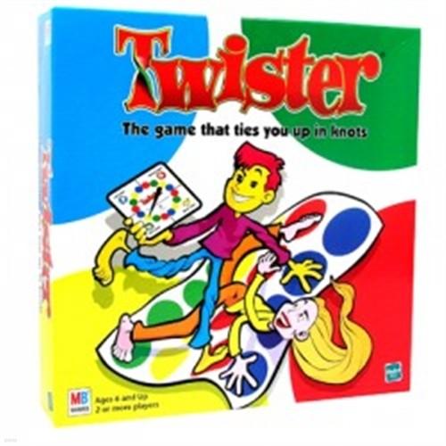 [코리아보드게임즈] 트위스터 Twister
