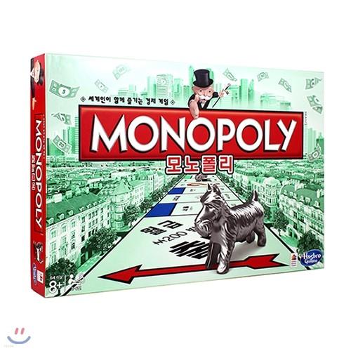 [코리아보드게임즈] 모노폴리 Monopoly