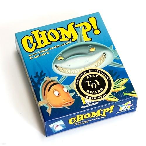[보드게임] 촘프(Chomp) - 먹이사슬게임 /6세이...