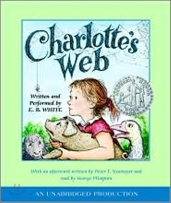 Charlotte's Web : Audio CD