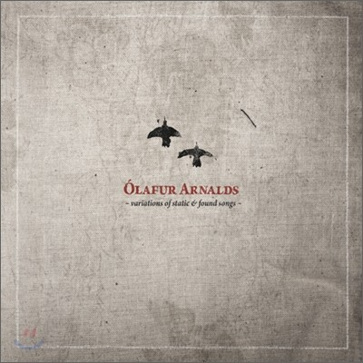 Olafur Arnalds - Variations of Static + Found Songs