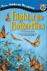 All Aboard Reading Level 2 : Flight of the Butterflies