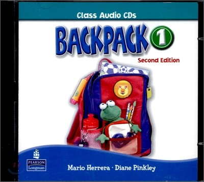 Backpack 1 : Audio CD