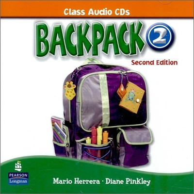 Backpack 2 : Audio CD