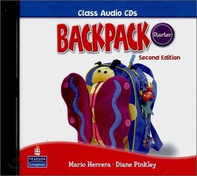 Backpack Starter : Audio CD