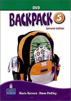 Backpack 5 DVD