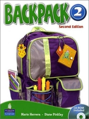 Backpack 2 : Student Book with CD-ROM